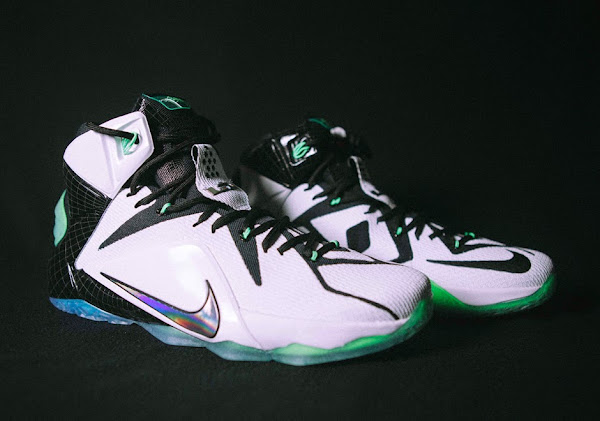 The Highly Awaited Preview of the Nike LeBron 12 All Star