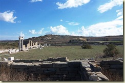 Forum perhaps at Delos (Small)
