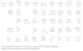 [AA]Katakana