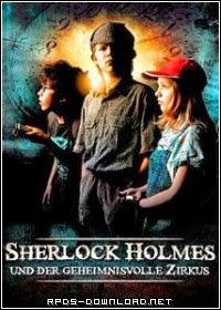 54391aac80505 Em Nome De Sherlock Holmes Dublado RMVB + AVI HDRip