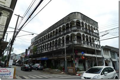 Sino portuguese building