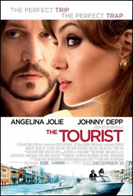 The Tourist - poster