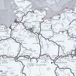 Niemcy_kanaly.jpg - Trasa kanałami z Gorzowa Wkp. (Warta) do Arnhem (Dolny Ren - Holandia) - kanałami 'w poprzek Niemiec'