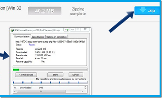 torrent file with internet download manager