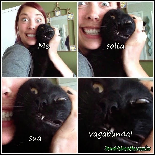 ME SOLTA VAGABUNDA!