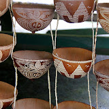 Carved Bowls Made From a Dried Gourd - Roseau, Dominica