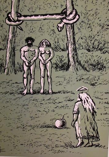 100 Adam i Eva na vorotah v ray.jpg