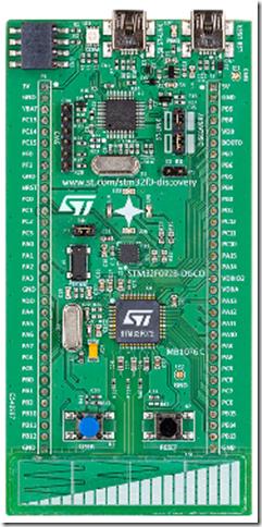 STM32F072B-DISCO