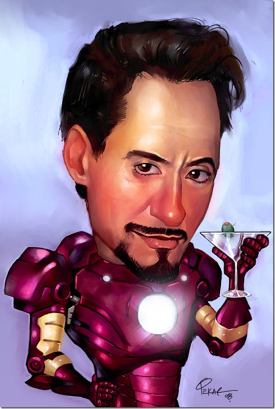 Iron man ,Anthony Edward ,Tony Stark (111)