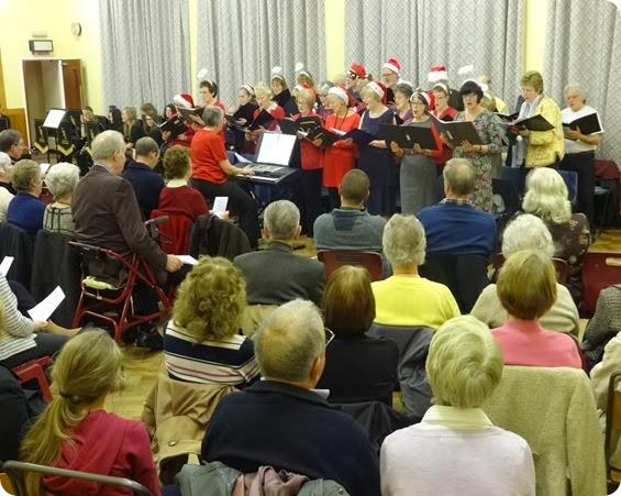 Wells Green Choir