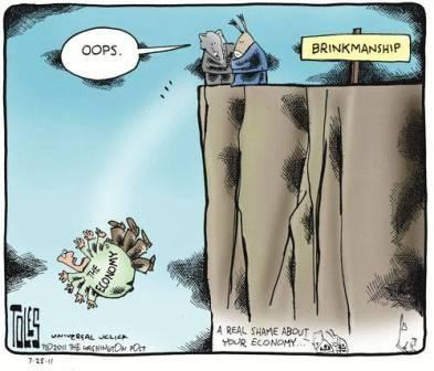 Economic-Brinksmanship