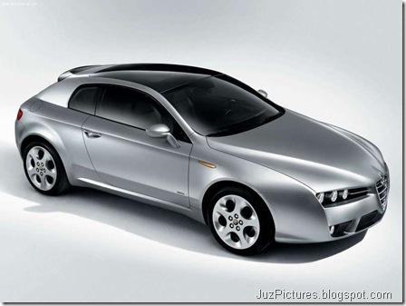 Alfa Romeo Brera (2005)6