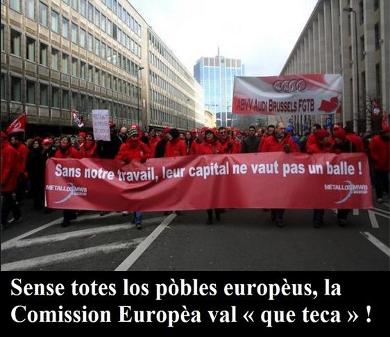 Union Europèa e valor