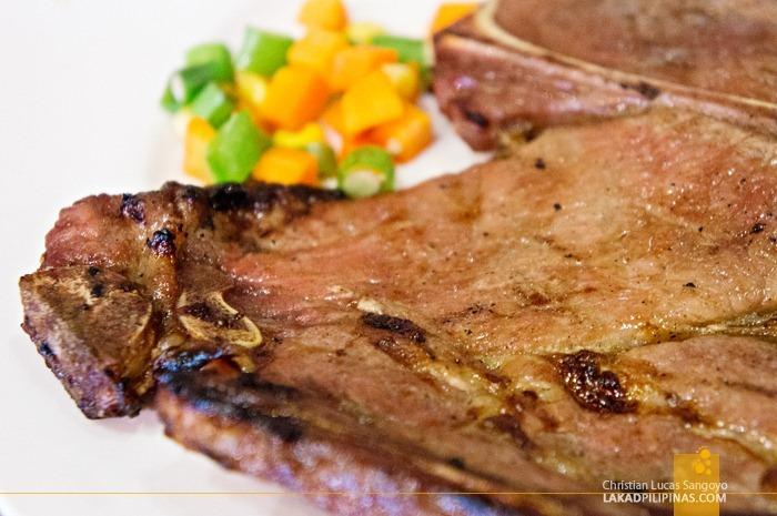 Big Joe's Grilled Steaks