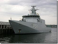 HDMS Einar Mikkelsen