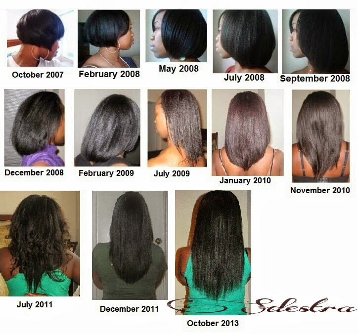 sdestra what a hair journey  2013 update   Can I Relax My Hair After Coloring