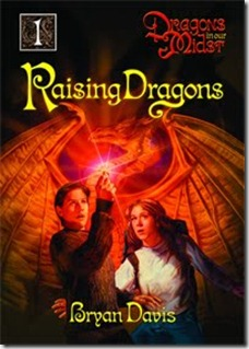 Raising Dragons Cover