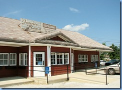 4298 Indiana - Rolling Prairie, IN - Lincoln Highway (US-20) - Jennie Rae's Restaurant (formerly Bob's BBQ)