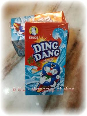 Coklat Ding Dang
