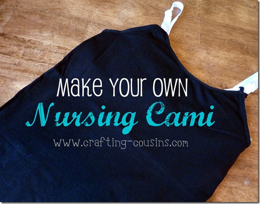 nursing cami