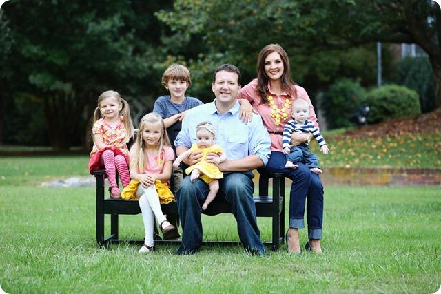 emily a clark family
