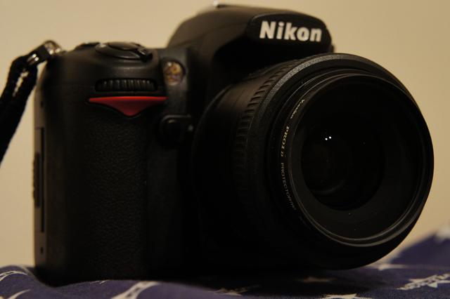 D7000とAF-S DX NIKKOR 35mm f/1.8G