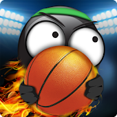 Game Stickman Basketball APK for Kindle