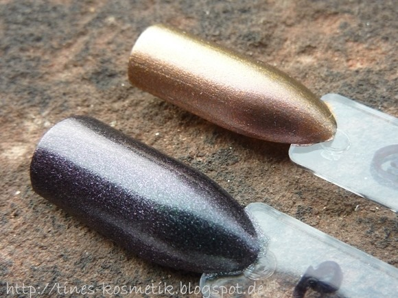 Catrice Feathered Fall Nagellack Swatches 2