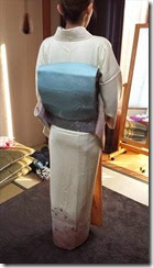 お着物で広島から京都にご出発 (2)