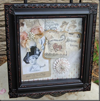 keepsake shadowbox