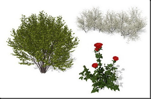 Xfrog.Plants.-.Shrubs.Version.2.0(for max) – free 3d max download
