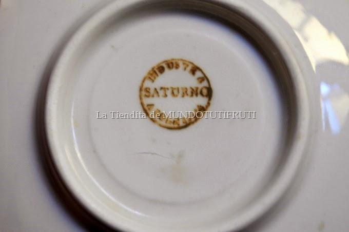 juego de cafè amarillo marca