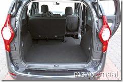 Dacia Lodgy - Renault Kangoo - Peugeot Partner 08