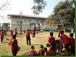 โรงเรียนบ้านรสำราญหินลาด013กีฬาสัมพันธ์