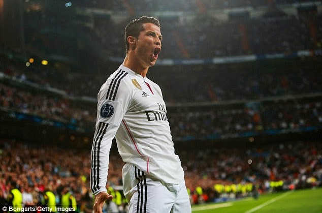 Christiano Ronaldo becomes the most liked person on Facebook