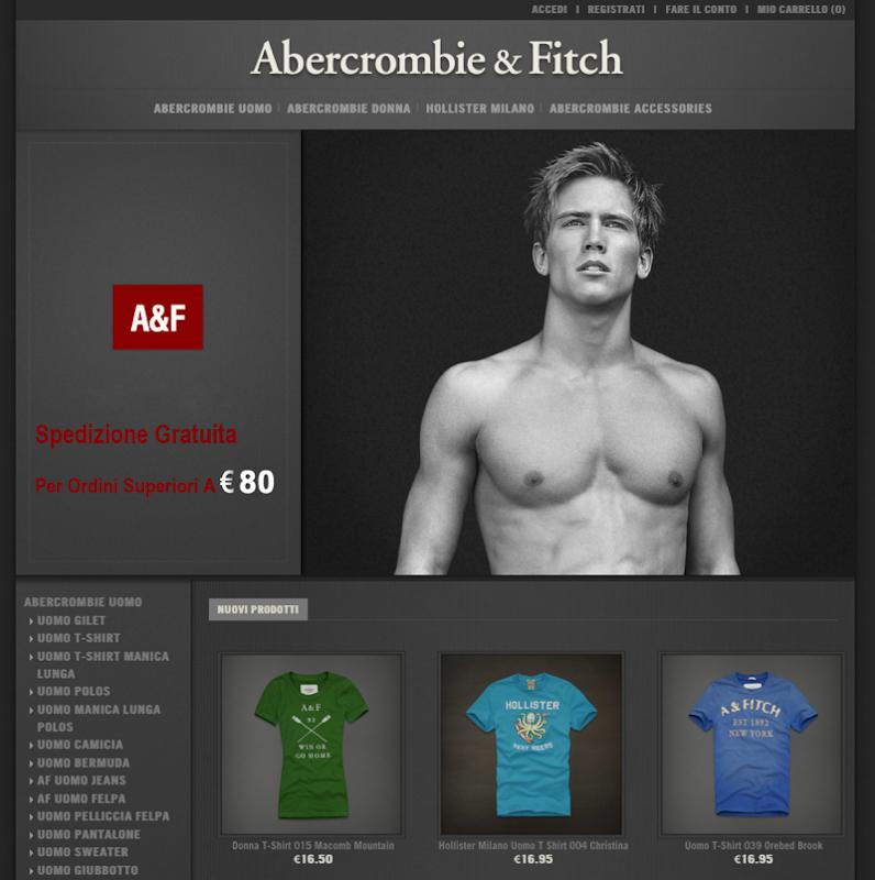 http://www.abercrombiemilanonegozio.eu.com