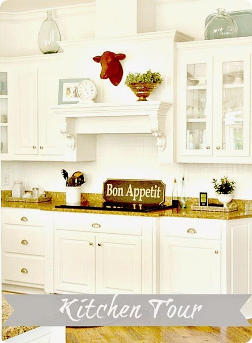 painted cabinets glass doors