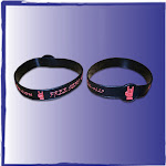 Custom Rubber Wristbands