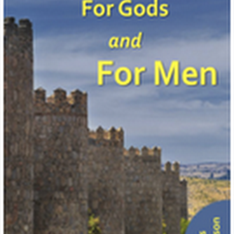 Orangeberry Book of the Day - For Gods and For Me by James R. Johnson