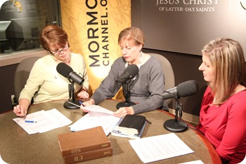 Sister Beck, Mormon Channel, Mormon Mommy Blogs, Women in the Mormon church, Relief Society