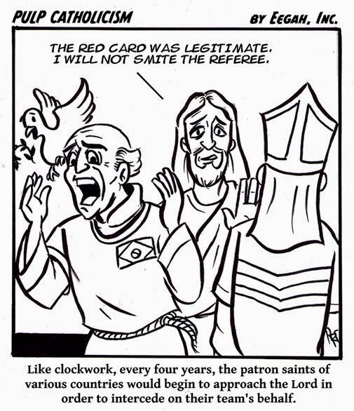 Pulp Catholicism 073
