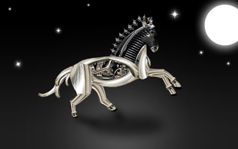 42. Cómo crear un caballo robótico