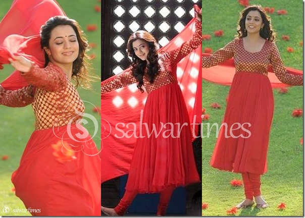 Nisha_Agarwal_Red_Full_Sleeves_Salwar_Kameez