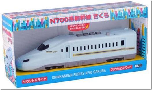 サウンドトレイン N700系新幹線 さくら-2