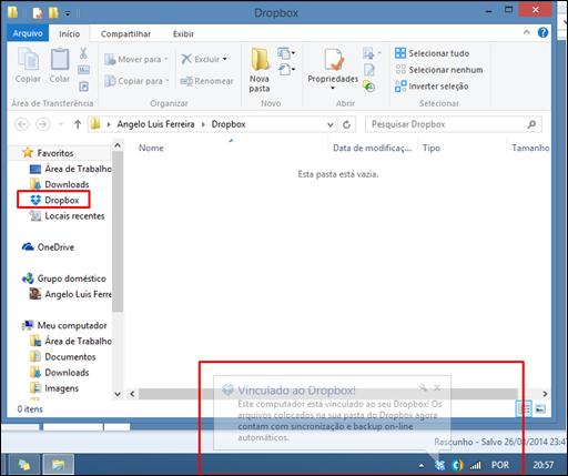 Como manter seus arquivos em segurança – backup em nuvens com Dropbox - Visual Dicas