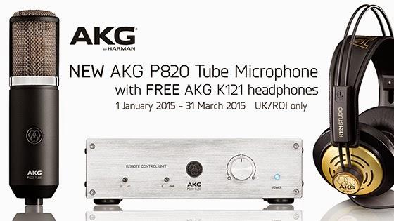 Akg p820 560