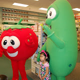 WBFJ Live - VeggieTales&#039; Bob &amp; Larry - Lifeway Christian Store - 5-19-12