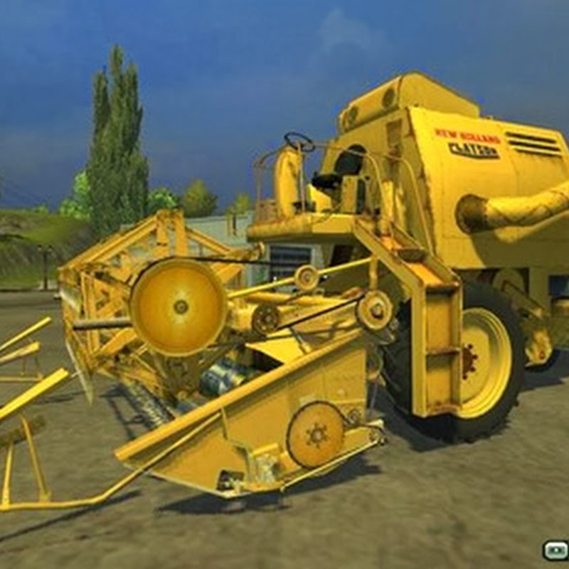 Farming simulator 2013 - Clayson v 1