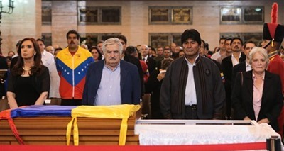 chavez funeral
