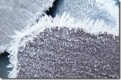 frost on slate